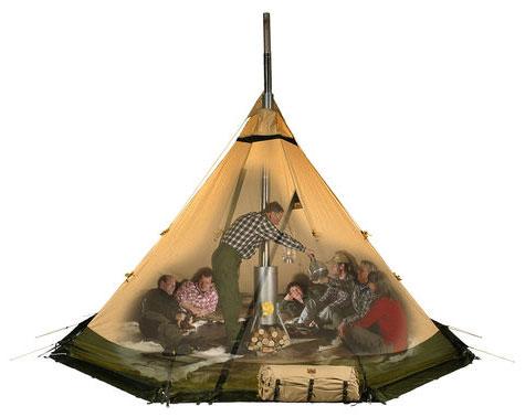 Палатка Экзотика